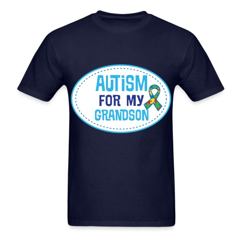 Proud Grandpa - Men's T-Shirt