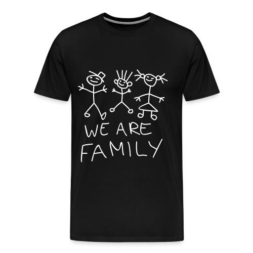 We Are Family - Men's Premium T-Shirt
