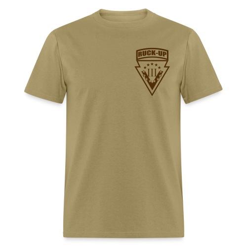 Desert Fearful Men - Men's T-Shirt
