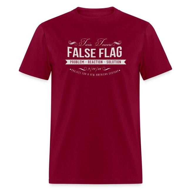 Twin Towers False Flag