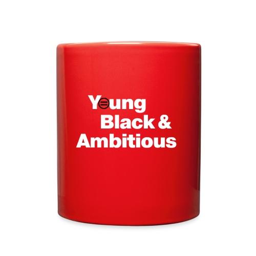 YBA Coffee Mug - Red and White - Full Color Mug