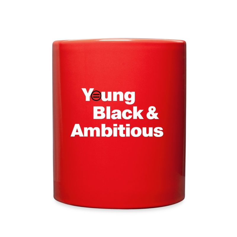 YBA Coffee Mug - Red and White - Full Color Mug