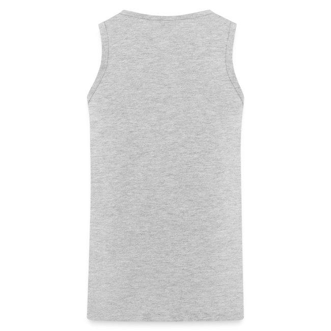 YBA Men's Tank - Gray