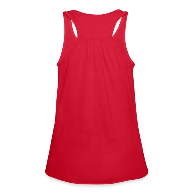YBA Flowy Tank (Women) - Red