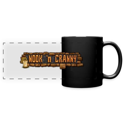 Nook 'n Cranny Logo Mug - Full Color Panoramic Mug