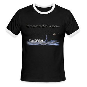 Men's Lightweight Ringer Tee - Men's Ringer T-Shirt