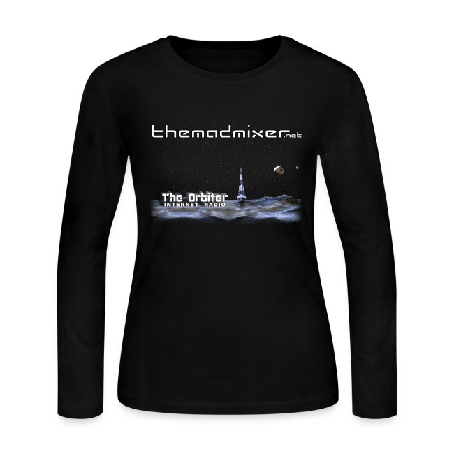 Women's Long Sleeve Jersey Tee