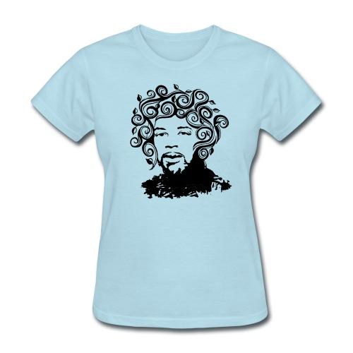 Jimi Hendrix - Women's T-Shirt