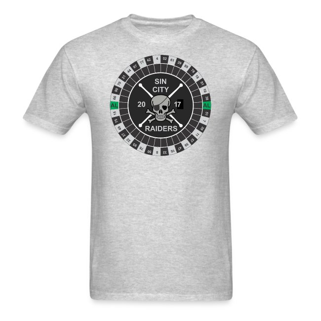 Sin City Raiders Roulette