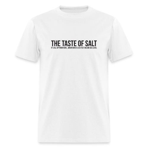 Standard White Tee - Men's T-Shirt