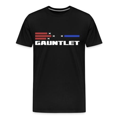 Gauntlet - Men's Premium T-Shirt