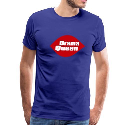 Drama Queen Tee (Unisex) - Men's Premium T-Shirt