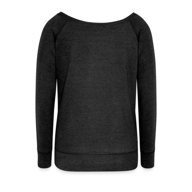 Women's Swoop Neck Sweatshirt