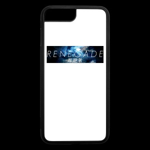RENEGADE IPHONE 7 PLUS RUBBER CASE - iPhone 7 Plus/8 Plus Rubber Case