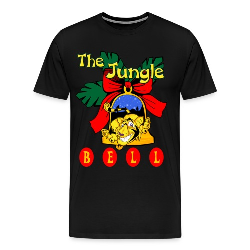 The Jungle Bell - Men's Premium T-Shirt