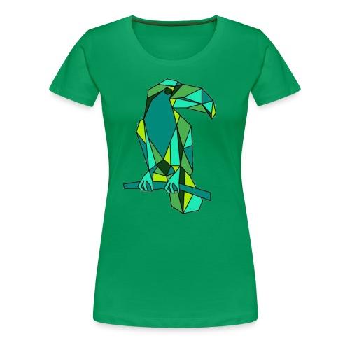 Women's Toucan Shirt - Women's Premium T-Shirt