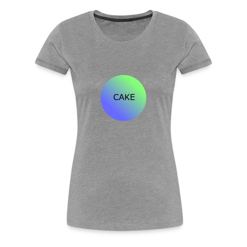 Womens Logo Shirt - Women's Premium T-Shirt