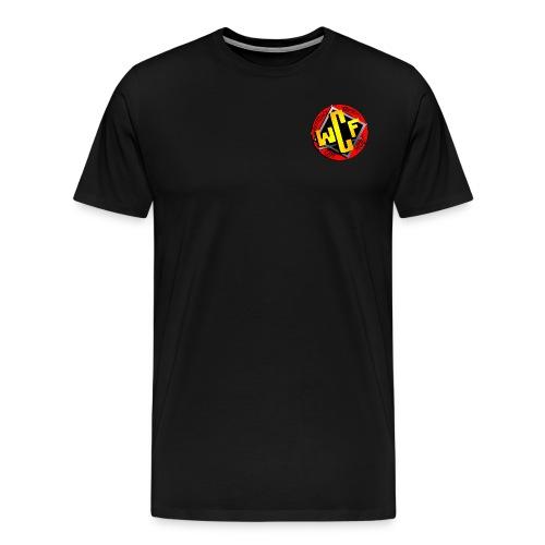 WCF Wrestling's Best Kept Secret T-Shirt - Men's Premium T-Shirt