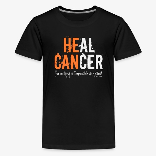 HEAL CANCER KIDS - Kids' Premium T-Shirt