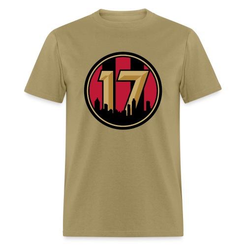 We Are 17 - Gold T-shirt - Men's T-Shirt
