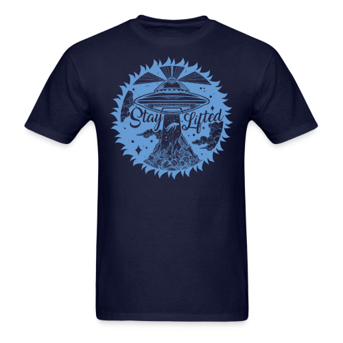 Stay Lifted - Men's T-Shirt
