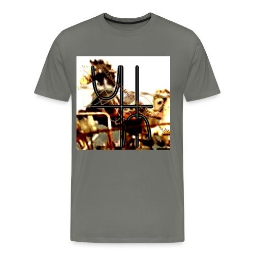 Secant Prime - Fourier Bessel Series - T Shirt - Men's Premium T-Shirt