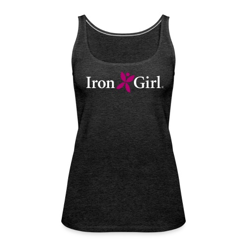 IRON GIRL Premium Tank Top - Women's Premium Tank Top