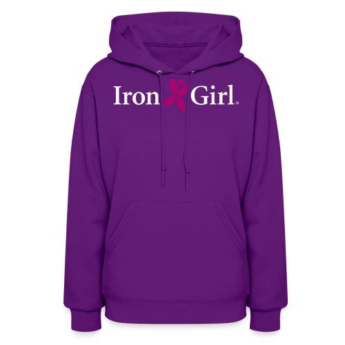 IRON GIRL Women's Hoodie - Women's Hoodie