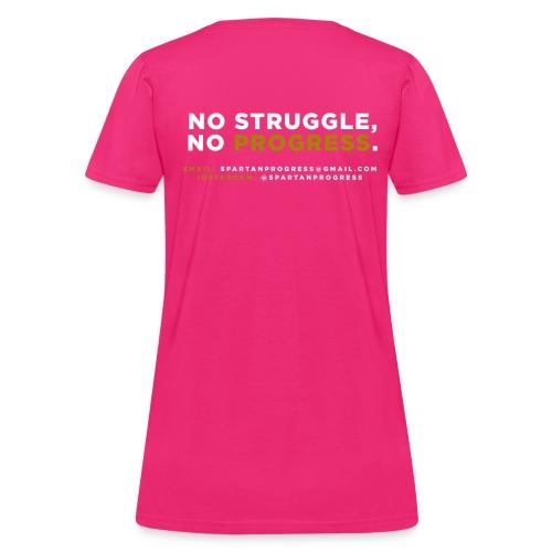 Spartan Hoodie - Women's T-Shirt