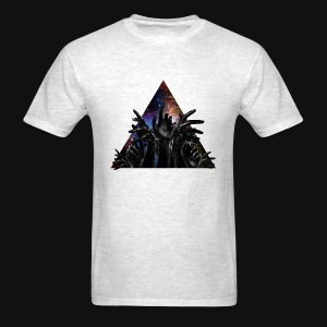 Space zone X - Men's T-Shirt