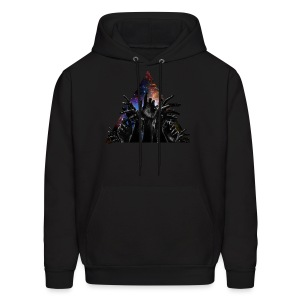 Space zone X - Men's Hoodie