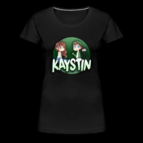 Kaystin 'Women's' Tee! - Women's Premium T-Shirt