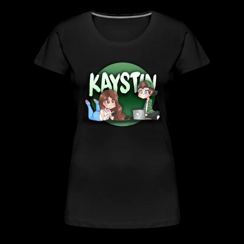 Kaystin Gaming 'Women's' Tee! - Women's Premium T-Shirt