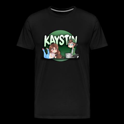 Kaystin Gaming 'Men's' Tee! - Men's Premium T-Shirt