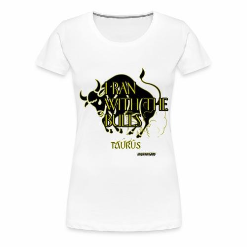 WOMEN L W - Women's Premium T-Shirt