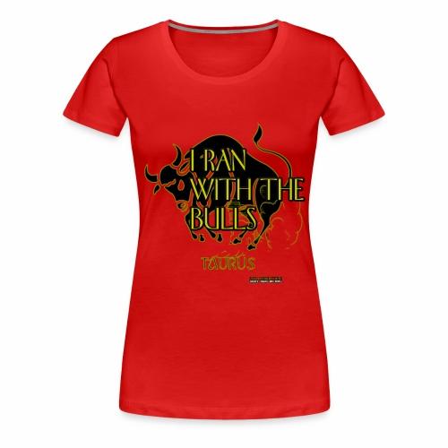 WOMEN L RED - Women's Premium T-Shirt