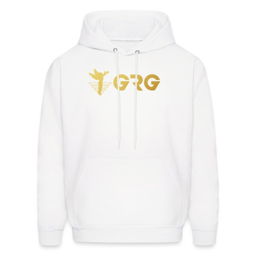 GRG Gold Font - Men's Hoodie