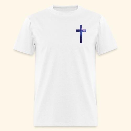Cross Your Heart - Men's T-Shirt