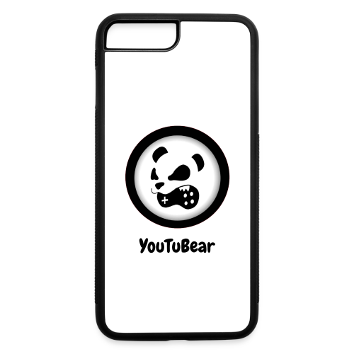 Iphone 7 Plus Youtubear Rubber Case  - iPhone 7 Plus/8 Plus Rubber Case