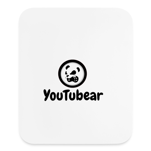 Youtubear Mouse pad - Mouse pad Vertical