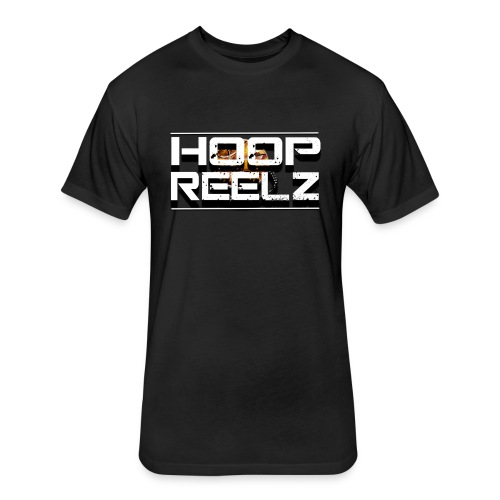 HoopReelz Performance Tee - Fitted Cotton/Poly T-Shirt by Next Level
