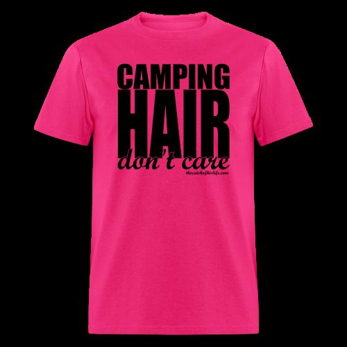 CampingHairDontCare - Men's T-Shirt