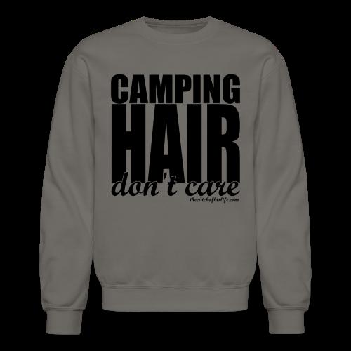 CampHairCrewneck - Crewneck Sweatshirt