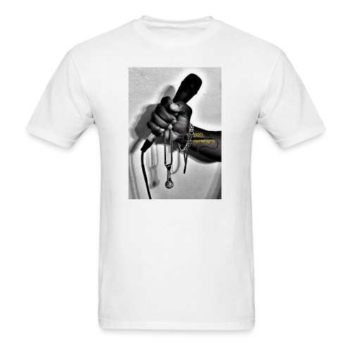 Yung Old Headz Platinum series  - Men's T-Shirt