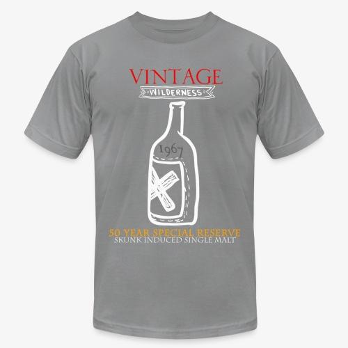 Smash Vintage 50 Year Old Single Malt T-Shirt - Men's Fine Jersey T-Shirt