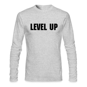 Level up Tee - Men's Long Sleeve T-Shirt by Next Level
