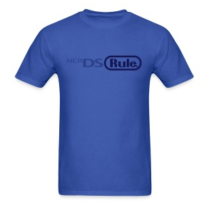NerDS Rule. - AUTISM AWARENESS MONTH - Men's T-Shirt