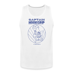 Captain Hookgrip - Men's Premium Tank