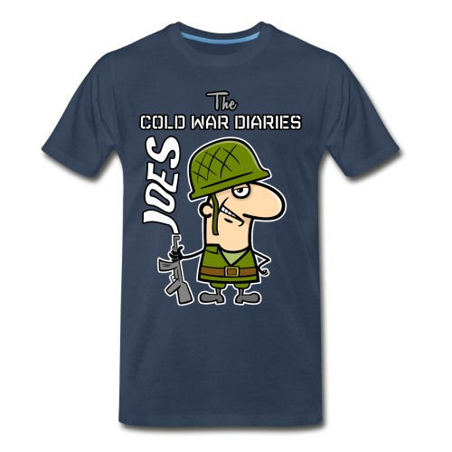 Joes: The Cold War Diaries - Men's Premium T-Shirt