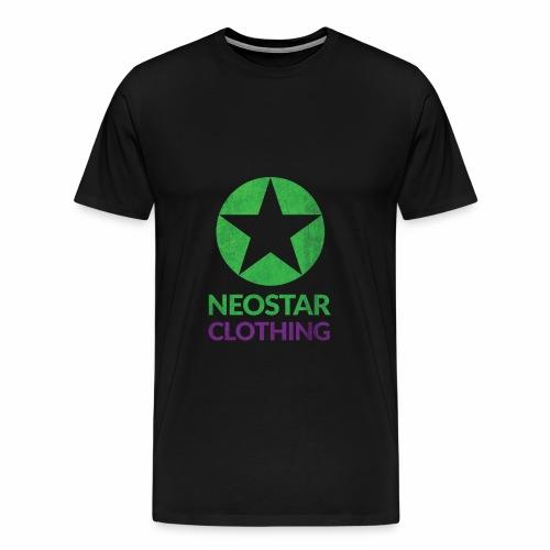 NEOSTAR Logo - Men's Premium T-Shirt